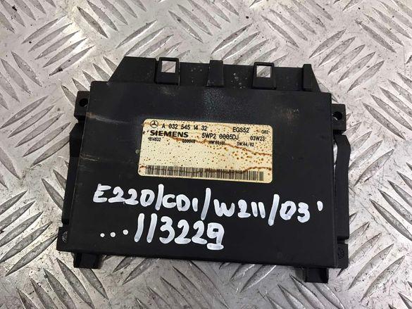 Компютър скорости Mercedes E220 CDI W211 2003г