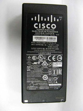 Power Injector PoE Cisco POE16U-1AF 56V 0.285A