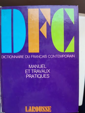 Dictionar Larousse franceza contemporana