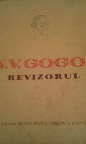 Regizorul - N.V.Gogol - ilustrații Perahim