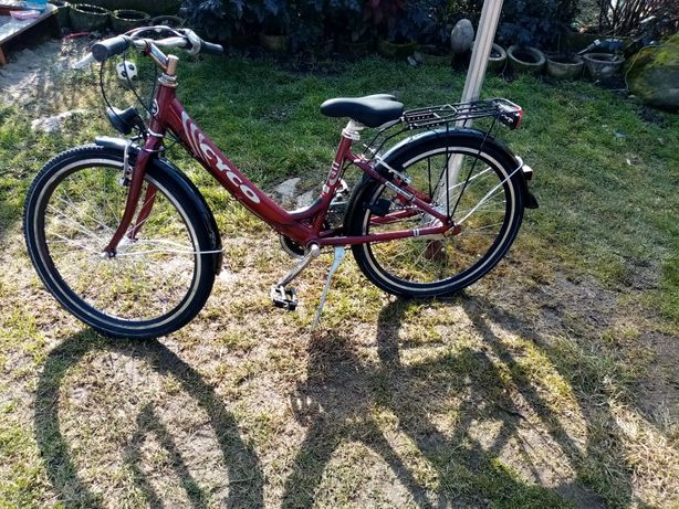 Bicicleta copii Cyco