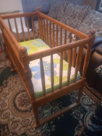 Монеж кровать детская