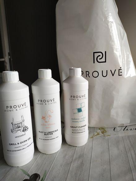 Продавам 3 страхотни препарата на фирмата Prouvé!