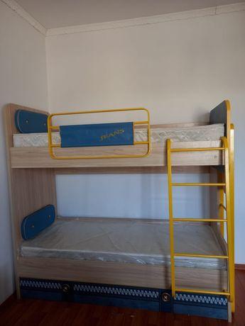 Детский диван двухэтажный!