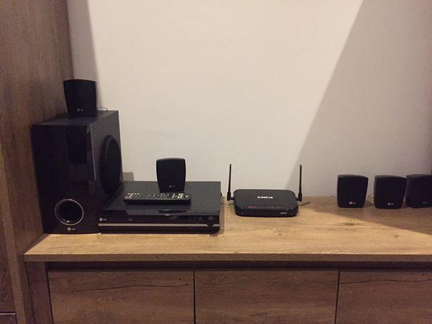 Home cinema lg MP3 USB