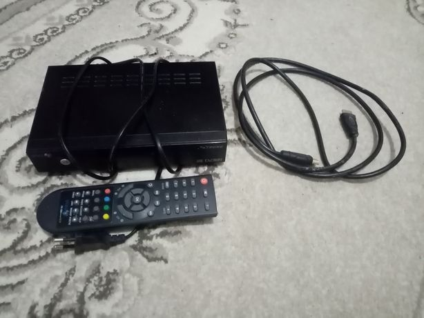 Отау отл сост. Показывает 26 канал. HDMI шнур в подарок.