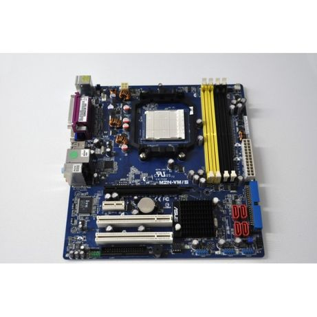 Placa de Baza Socket AM2 Asus M2N-VM/S Video si Sunet Integrat