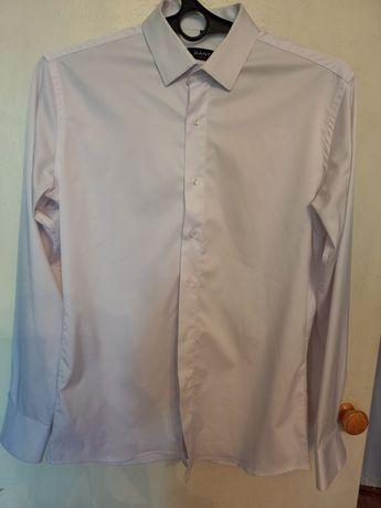 Продам белый мужской рубашка