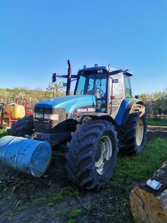 New holland and 8360 /135 cai