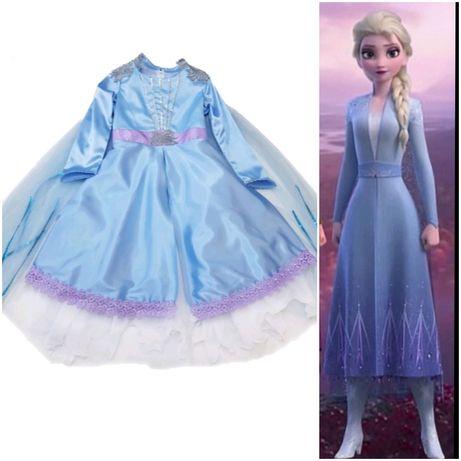 Rochita Elsa 2 - nou pentru copii mărimi 2-8 ani