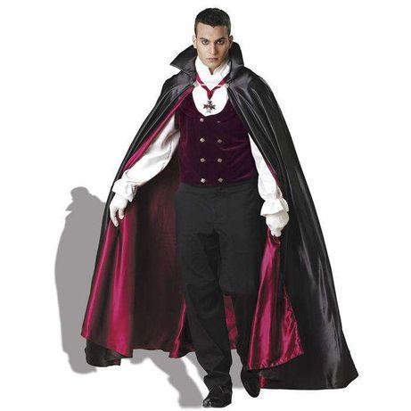 Costum complet de vampir cosplay comic con + bonus