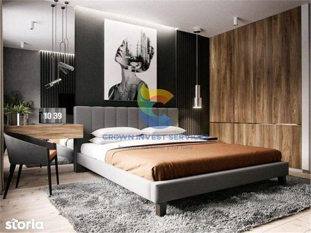 Apartament 2 camere, etajul 7, semidecomandat, Oancea, Tatarasi