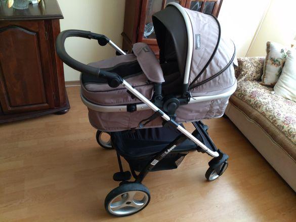 Бебешка количка Chipolino up & down