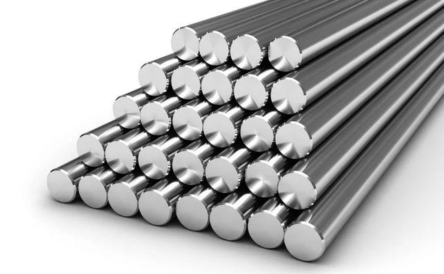 Круг (пpутoк) металл сталь 20,35 ,45, 40х 65г 09г2с 30хгса 38х2мюа