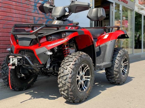 ATV Linhai DragonFly 400S - Achizitie si in rate !