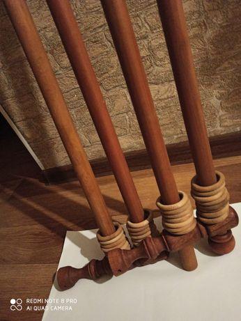 Гардина деревянная 3м