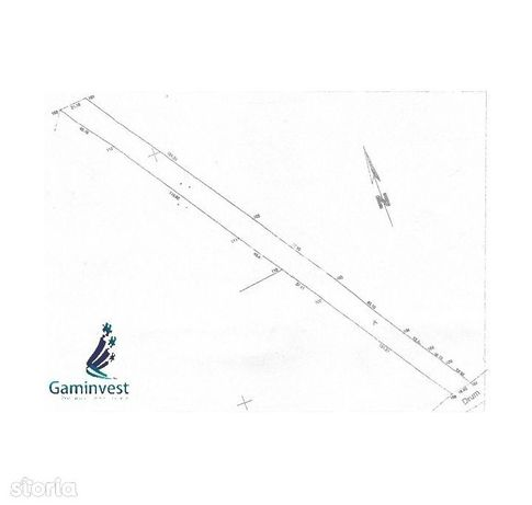 GAMINVEST-De vanzare teren intravilan, langa Baile 1 Mai, Bihor V1504B