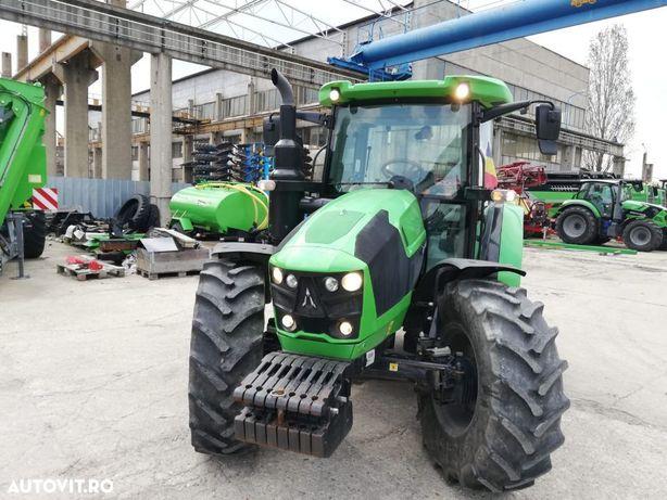 Deutz-Fahr 5105 GLS Tractor Deutz Fahr 5110 GLS cu set de roti inguste Bohnenkamp
