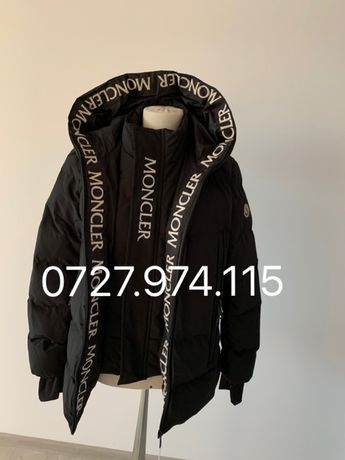 Geaca Moncler made in Romania model SW2020 dama
