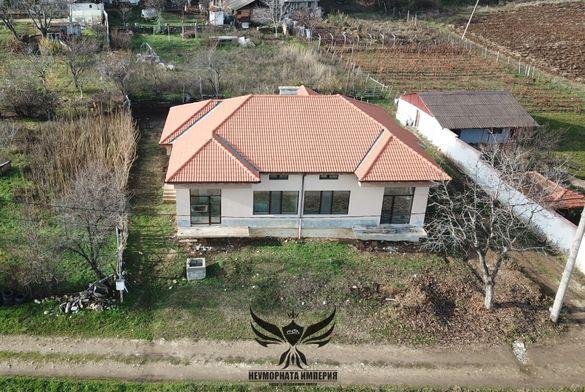 Прекрасна, двуфамилна къща в село Червен обл.Пловдив общ.Асеновград