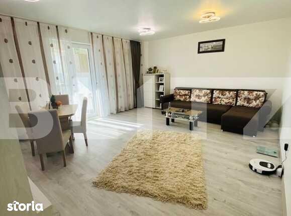 Apartament de 3 camere, decomandat, spatios, bloc nou, Eliberarii