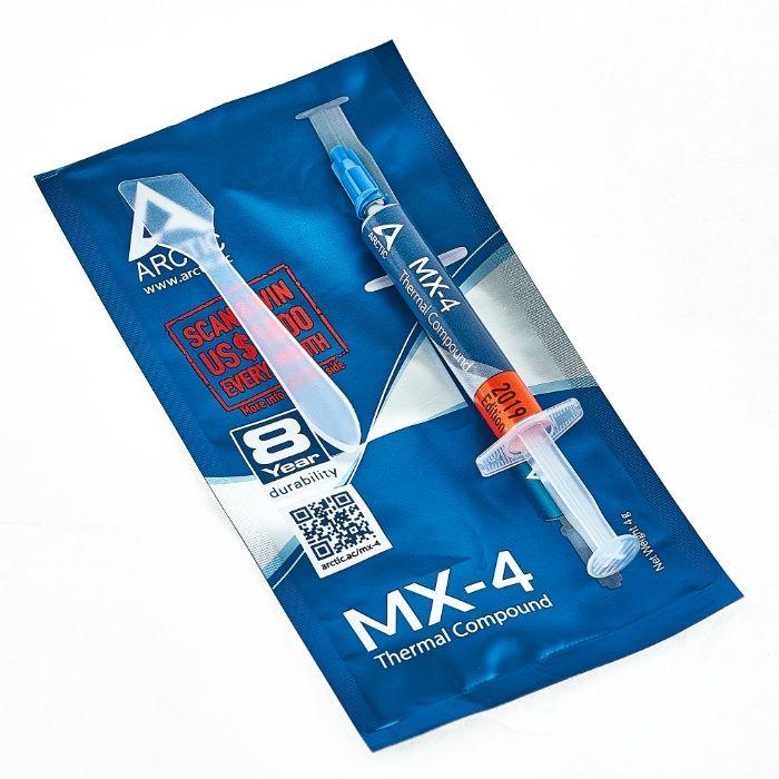 Термопаста MX-4 ARCTIC в шприце купить в Нур-Султане,Астане