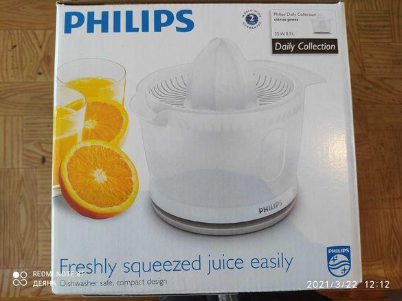Сокоизтисквачка Philips
