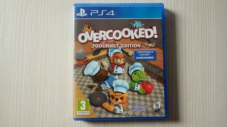 Vand - Schimb OverCooked! Gourment Edition PS4 Play Station 4
