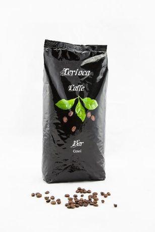Кафе на зърна Terioca Черен бар (1 кг.)
