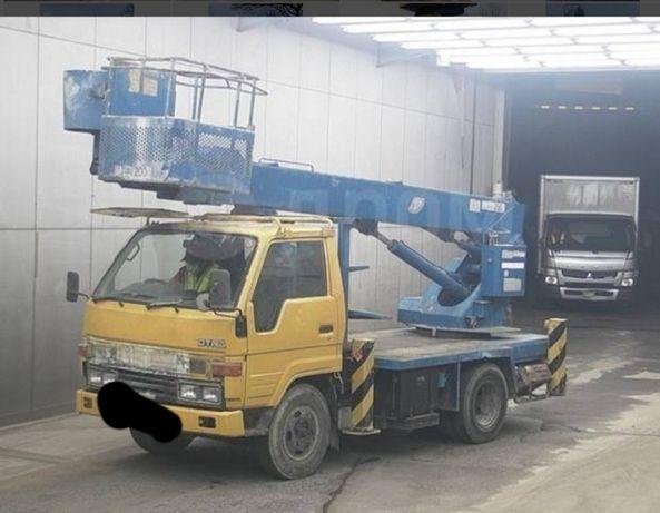 Услуги автовышки 16.5 метров.