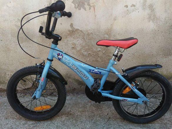 Продавам почти ново колело BYOX