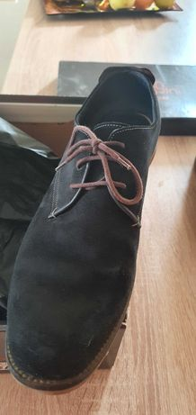 Pantofi handmade Modessini piele naturala m44
