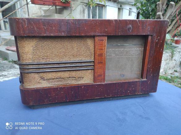 Ретро радио SIERA S 51 A 1938 г