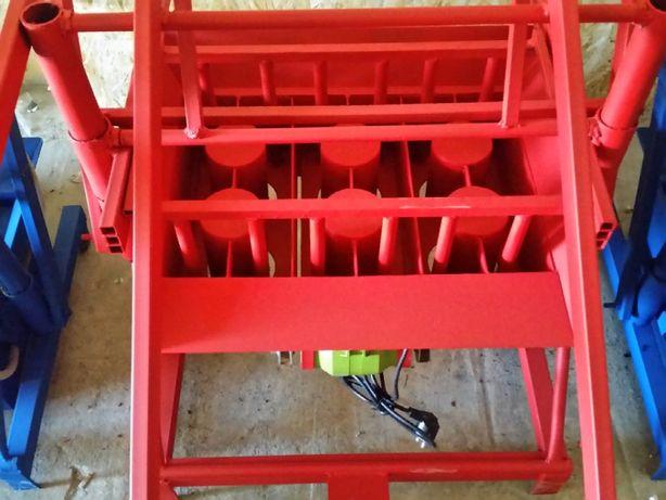 Станок для производства пескоблока. Оборудование для производства