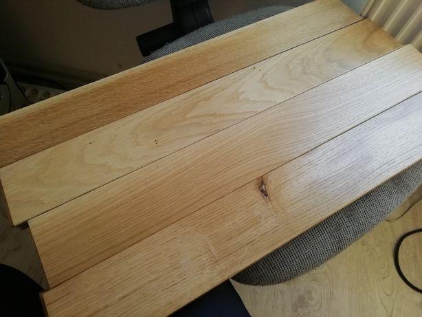 Parchet din lemn masiv de stejar