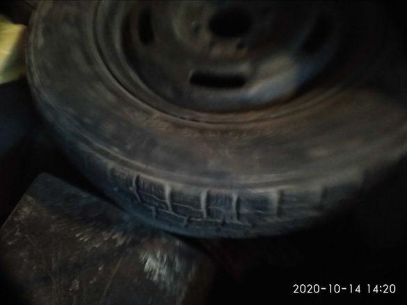 Зимни гуми с джанти 4бр