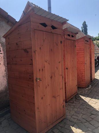 Wc de curte, toaletã de grãdinã
