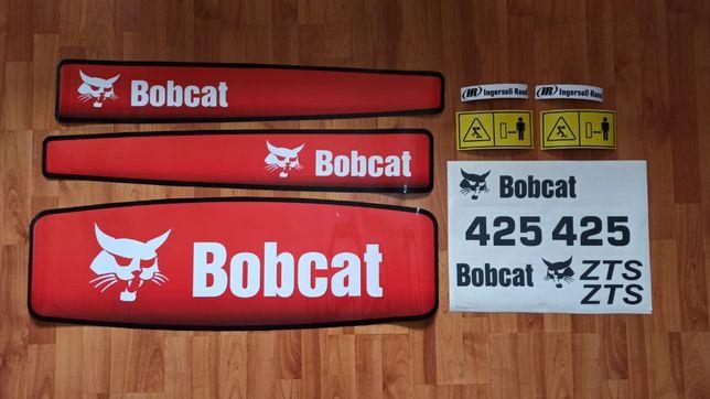 Stickere autocolante Bobcat 323, 320, x32o, 328, 425, 553, 753, 337