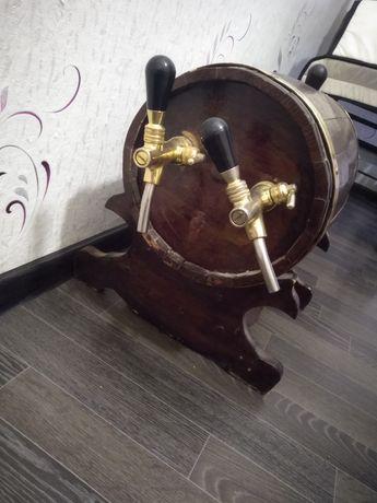 Башня бочка под пивное оборудование