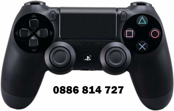 Безжичен джойстик за Playstation Sony Dualshock 4 PS4 контролер