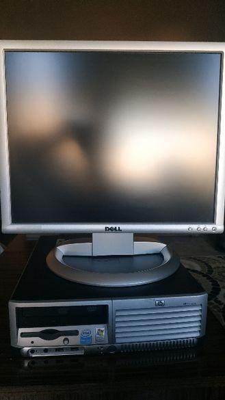 Компютър и монитор