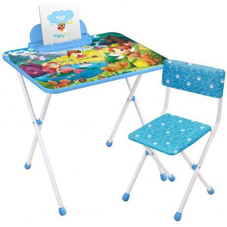 Детская мебель, стол и стул для детей