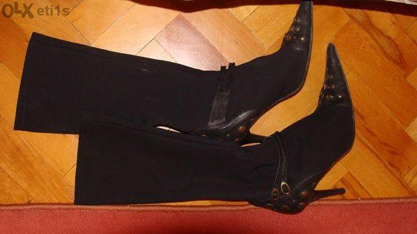 Елегантни ботуши тип чорап-38 номер