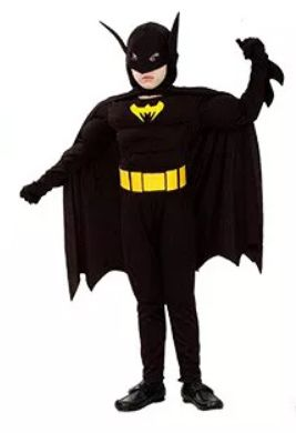 Костюм Батман с мускули,костюми на батман,карнавални костюми,детски гр. София - image 1