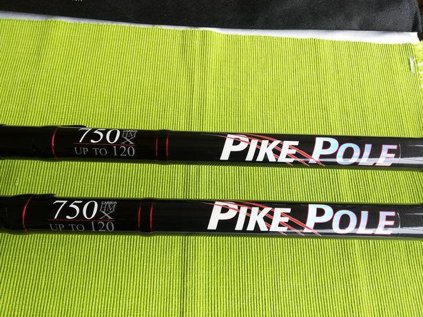 Lansete Iron Claw Pike Pole 750
