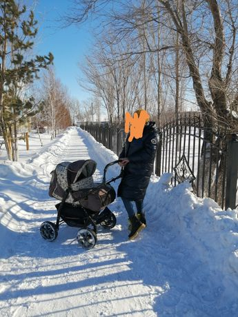 Продам коляски прогулочная и зима лето