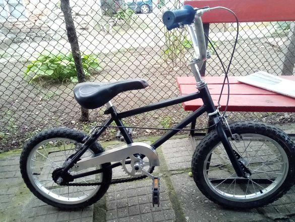 Детско колело за 4-6 годишни