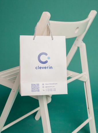 Пакеты с логотипом Бумажные пакеты Крафт пакеты Доставка в подарок!