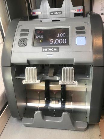 Машина за броене на пари HITACHI IH-110