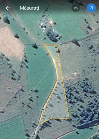 Vand teren in Măguri